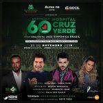 Alok, Daniel, Alexandre Pires e Ana Clara comandam shows em comemoração aos 60 anos da Associação Cruz Verde