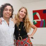 Fernando Ticoulat e Lucinda Bellm