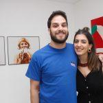 Gabriel Zanelato e Bianca Argolo