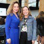 Deborah Catania e Ana Lucia Cavalieri