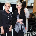 Selma Troiano e Denise Eid