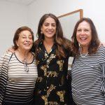 Ivani Yunes, Camila Yunes e Isabel Chapchap