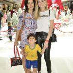 Juliana Nahas, Laura Buttarello e Guilherme Nahas