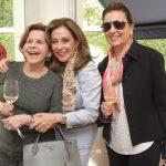 Lilia Wachsmann, Ana Rosa Rottenburg e Norman Nigri