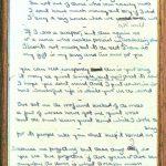 Manuscrito original da letra de 'Your Song' de Elton John vai a leilão