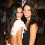 Barbara Nogueira e Alana Tapigliani