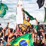 Gabriel Medina é bicampeão mundial de surfe