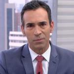 César Tralli é assaltado em São Paulo