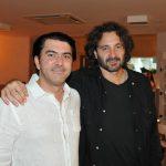 Gustavo Guimarães e Rico Mansur