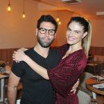 Mickael Paolucci e Ana Paula Scopel