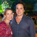 Renata Barcellos e Rafael Vidigal