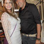 Agata Felix e Daniel Rodrigues