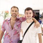 Alex Slama e Caio Camillo