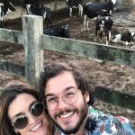 Maria Gadu critica foto de Túlio com Fátima Bernardes