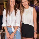 Chloe Vinson e Pilar Vidigal