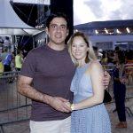 Fabiano Ruiz e Carol Ruiz