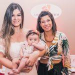 Fernanda Boaventura, Laissa Boaventura e Madalena Costa