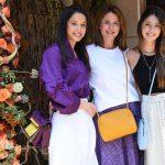 Gabi, Adriana e Victoria Trussardi