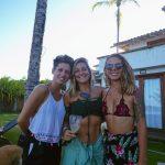 Paloma Sand, Joana Prates e Mariana Ribeiro