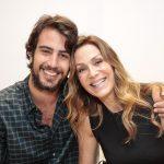 Rafael Wurzmann e Patricia Machado