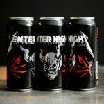 Metallica lança cerveja