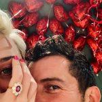 Katy Perry agora é noiva!