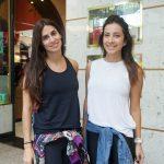Bruna Sigaud e Clara Ribeiro