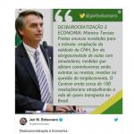 Jair Bolsonaro anuncia mudanças na CNH