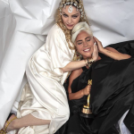 Madonna e Lady Gaga posam juntas após o Oscar 2019 e levam fãs à loucura