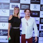 Ellen Jabour e Romulo Neto