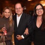 Jessia Lobo, Sergio e Celia Thome