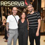 RICARDO FRANCA CRUZ, DANIELA FALCAO E IGOR BARROS