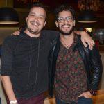 Rafael Cortez e Rainer Cadete
