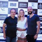 Ricardo Tripoli, Giovanna Tripoli e Bruno Covas