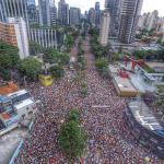 Bloquinhos de rua invadem a capital