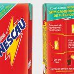 Nestlé começa a vender produtos sem canudo de plástico