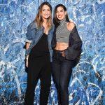 Adriana Zucco e Camila Coutinho