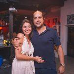 Alessandra Fiorentino e Roger Nunes