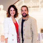 Anamelia Tagliaferri e Phillip Martins