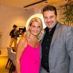 Andrea Pilar e Lauro Andrade