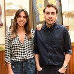 Andrea Quinteiro e Thiago Costa Rego