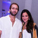 Arnaldo Camorim e Beatriz Mihalik
