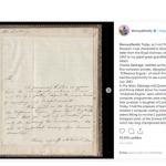 Rainha Elizabeth posta no Instagram pela primeira vez