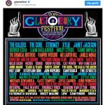 """The Killers"" e ""The Cure"" serão headliners do Glastonbury Festival deste ano"