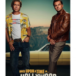 """Once Upon a Time in… Hollywood"" – Leonardo DiCaprio e Brad Pitt juntos em pôster"