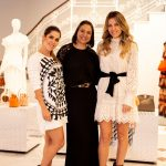 Carolina Marinho, Claudia Antunes e Julia Marinho