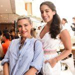 Fabiola Kassin e Camila Yunes