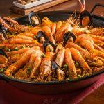 20 anos Paellas Pepe com distribuição gratuita de paella gigante