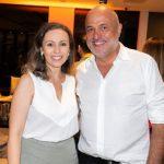Luciane de Carli e Jayme Bernardo