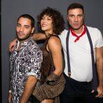 Murillo Lima, Marcella Maia e Diego Rodrigues